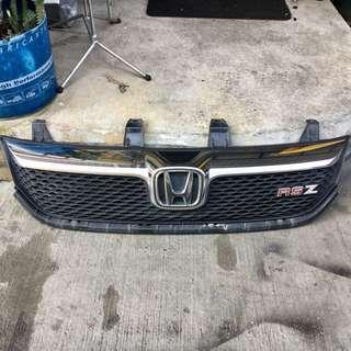 Honda Stream RSZ Front Grille