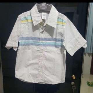 kemeja old navy shirt 2t 2y bukan zara