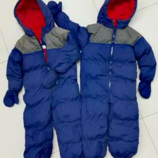 Children Winter Snowsuit (2-3 y.old)