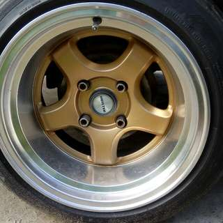 "15"" workmister wheel"