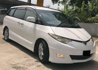 Toyota Estima Acr50 sambung bayar berminat 0133934973