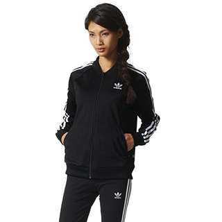 Adidas Originals Supergirl Track Jacket Sz8