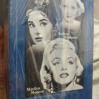 Intimate Portrait: Divas of the Silver Screen Box Set [VHS] VHS Tape New Video
