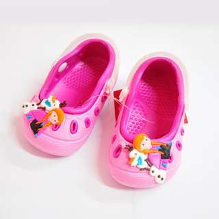 Girl's slippers shoes