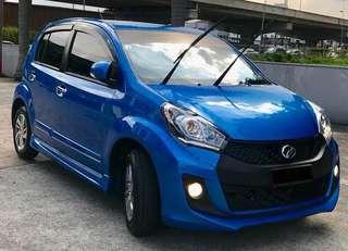 Perodua Myvi 1.5 SE sambung bayar berminat 0133934973