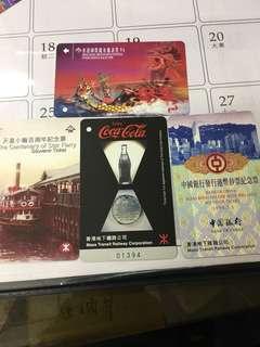 地鐵經典紀念票 自定價