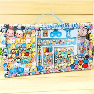10 in 1 Tsum Tsum Stationery Set