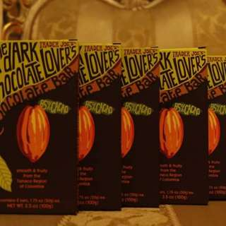 TJ's The Dark Chocolate Lovers