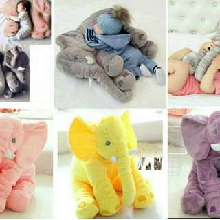 Elephant Plush Toy big 60cm