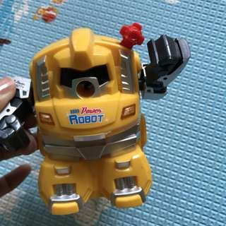 Power Robot pencil sharpener