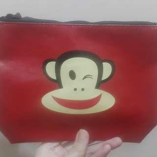 Paul Frank x Innisfree red pouch