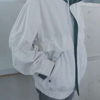 Men White Jacket
