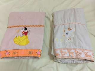 Bath towel for kids