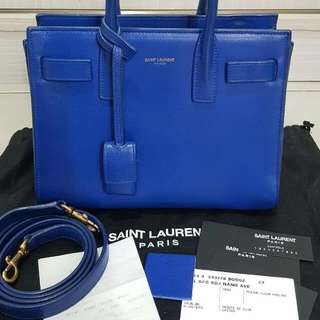 Preloved mini Sdj blue 2014 complete set - H4n