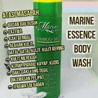 marine essence bodywash - free delivery