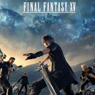 English ps4 final fantasy xv