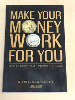 【Last Piece!】How to Make Your Money Work for You