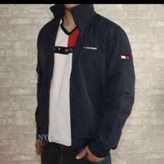 Navy Tommy Hilfiger jacket