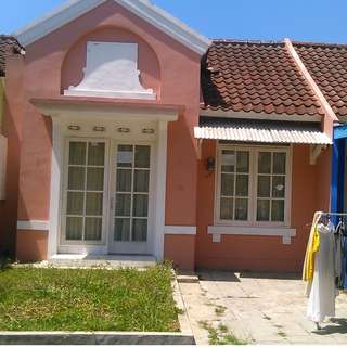Rumah asri siap huni di Cipanas Puncak