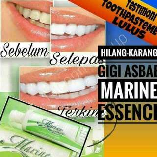 marine essence toothpaste - free delivery
