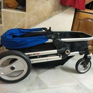 Sweet Cherry SCR13 Stroller