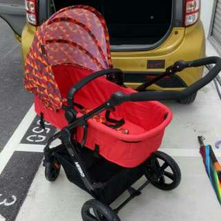 Sweetcherry GL500 Vetro (Stroller+Carrier)
