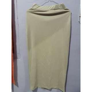 Rok span elastis / maxi skirt / elastic skirt