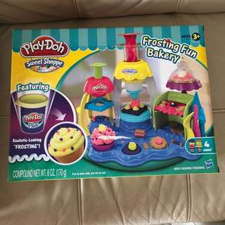 Play Doh Set