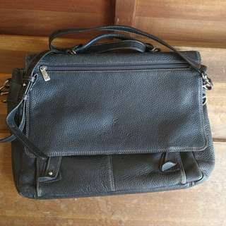 Kaufmann Leather Bag