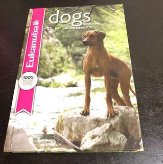 Dogs breed book