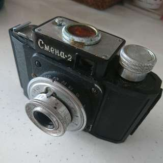 Soviet bakelite camera