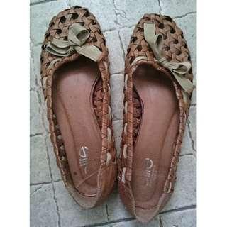 Flat Shoes - Begei Pita - merk Ellite