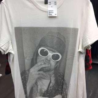 H&M Kurt Cobain