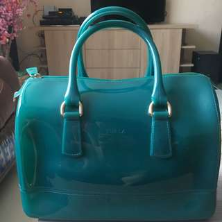 Furla candy bag jelly tote