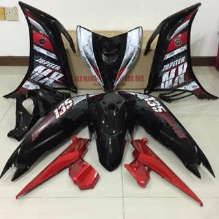 Jupiter Mx 135 Coverset