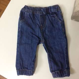 Mothercare jogger jeans pants