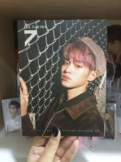 [WTS] WANNA ONE NOTHING WITHOUT YOU DAEHWI CC