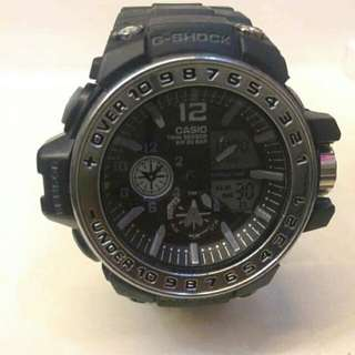 Gshock Twin Sensor Watch