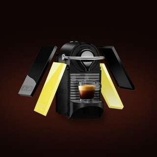 Nespresso PIXIE CLIPS 咖啡機