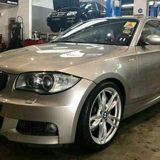 BMW 125i SG