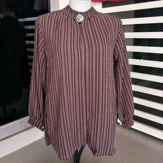 Blouse Stripe Lining