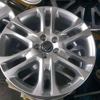 Volvo 17inch rim