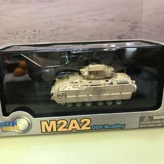 Hot Dragon Armor M2A2 1/72 Scale Diecast Toys