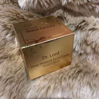 Authentic Korean Dr. Lord Water Factory Night Cream