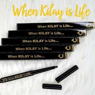 When kilay is Life By Cheneleng