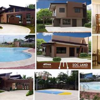 Lot and Commercial Lot In Binan Laguna