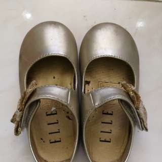 Elle Shoes (Gold)