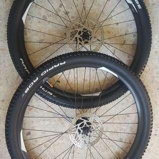 SXC-2 Wheelset 27.5