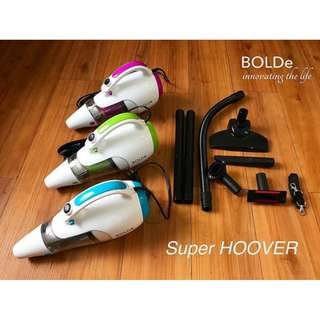 Bolde Turbo Hoover Vacuum Cleaner Plus Blower With Hepa Filter