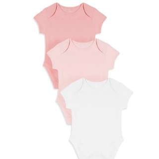 PRIMARK 3 PIECES BABY BOY BODYSUIT/ROMPER